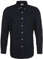 Knowledge Cotton Apparel Shirt Dunkelblau