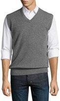 Peter Millar Cashmere V-Neck Sweater Vest