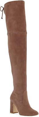 Stuart Weitzman Kirstie Suede Over-The-Knee Boots