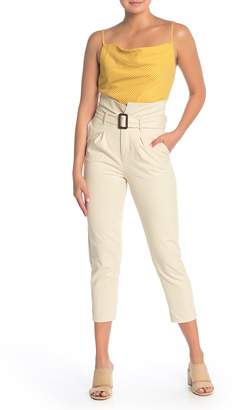 Blu Pepper High Waisted Chino Pants