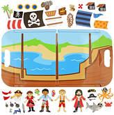 Stephen Joseph Magnetic Pirate Play Set