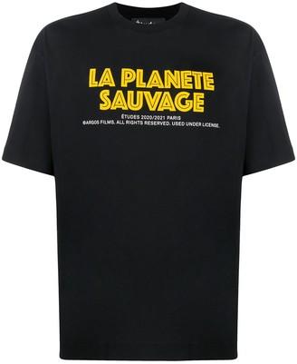 Études Museum graphic-print T-Shirt