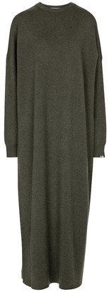 Extreme Cashmere N 106 Weird stretch-cashmere dress