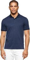 Calvin Klein Men's Liquid Cotton Polo Shirt