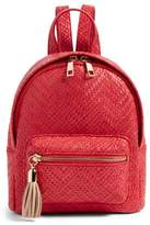 BP Woven Mini Backpack