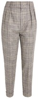 Isabel Marant Ceyo Check Trousers