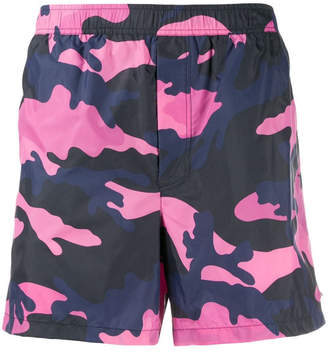 Valentino Beachwear Shorts