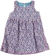 Design History Dress (Toddler/Kids) - Amethyst/Aquarius-6x
