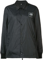 Opening Ceremony signature coach jacket - women - Cotton/Nylon - XS