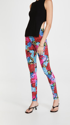 Versace Pantaloni Leggins