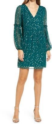 Lilly Pulitzer Cleme Silk Shift Dress