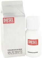 Diesel PLUS PLUS by Eau De Toilette Spray for Men (2.5 oz)