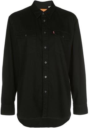 Wardrobe NYC x Levi's Release 04 denim shirt