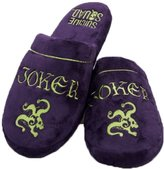 Officially Licensed DC Comics Suicide Squad Joker Adult Comfy Mule Slippers