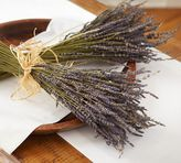 Pottery Barn Dried Lavender Sheaf