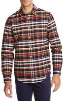 Lacoste Plaid Cotton Sportshirt