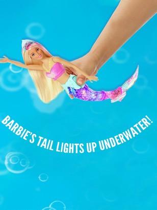Barbie DreamtopiaSparkle Lights Mermaid Doll
