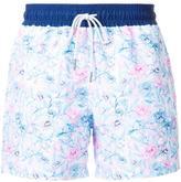 Venroy - 'Core Range' printed swim shorts - men - Polyester - XXL