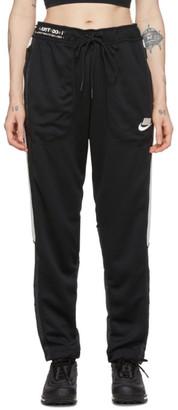 Nike Black NSW Taping Lounge Pants
