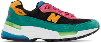 New Balance Multicolor Made in US 992 Sneakers