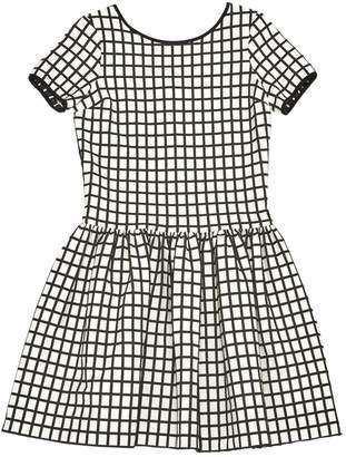 Annie P. Black Cotton Dress for Women