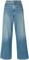 Vince flared jeans - women - Cotton - 26