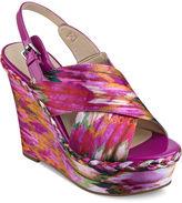 Marc Fisher Shoes, Holiday Platform Wedge Sandals