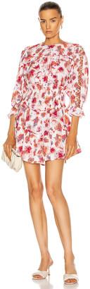 IRO Showoff Dress in Red | FWRD
