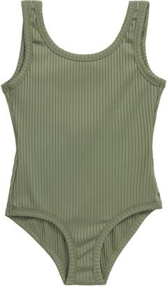 Seed Heritage Rib One-Piece Swimsuit