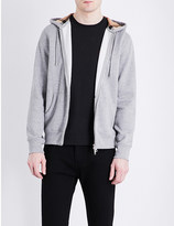 Burberry Claredon jersey hoody