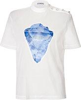 Iceberg Silk Blend T-Shirt