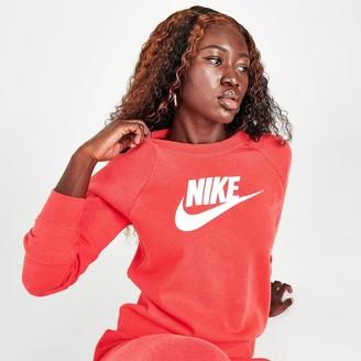 Nike Women's Sportswear Essential Fleece Crew Sweatshirt