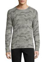 Strellson Neel Cotton Blend Sweater