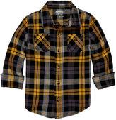 Arizona Long-Sleeve Flannel Shirt - Toddler Boys 2t-5t