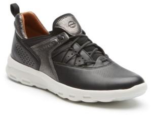 Rockport Women's Let's Walk Bungee Sneaker Women's Shoes