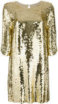 Amen sequined T-shirt dress