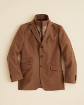 DKNY Boys' Double Layer Blazer Jacket - Sizes 8-20
