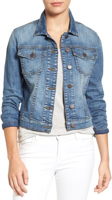 KUT from the Kloth 'Helena' Denim Jacket