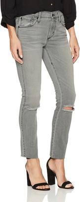 James Jeans Women's Ankle Ciggarette Smoke