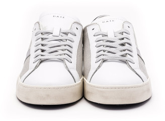 D.A.T.E Leather Sneakers