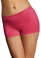 Maidenform Women's Lingerie Pure Genius Seamless Boyshort Panties