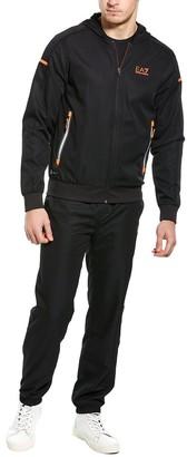 Emporio Armani Ea7 2Pc Track Suit