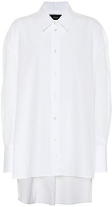 Joseph Baji oversized cotton poplin shirt