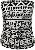 Crazy Girls Women Ladies Ruched Bandeau Boob Tube Vest Crop Bra Top