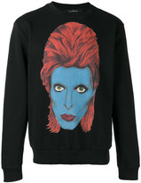 John Richmond David Bowie sweatshirt