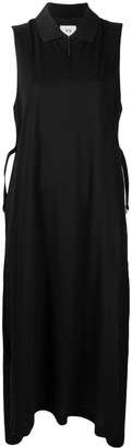Y-3 Sleeveless Polo Shirtdress