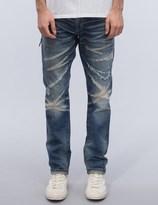 Denim by Vanquish & Fragment Five Years Wash Regular Straight Denim Jeans