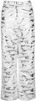 Topshop **Foil Camo Boarder Trouser by SNO