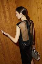 CONTEMPORARY Sequin Fringe Skirt
