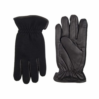 Dockers Leather Gloves with Smartphone Capacitive Touchscreen Compatibility